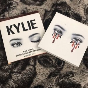 "Kylie cosmetics ""the bronze palette"""